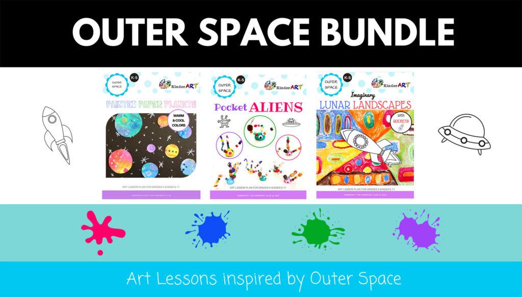 Outer Space Art Bundle