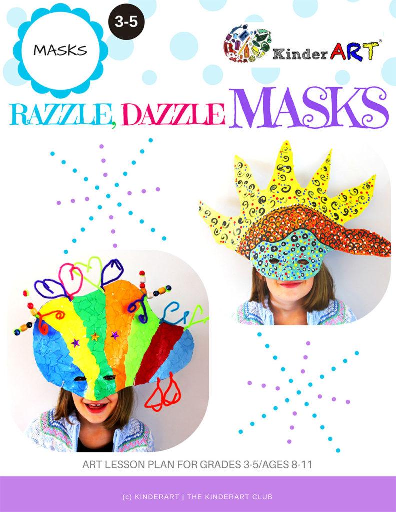 Masks lesson plan