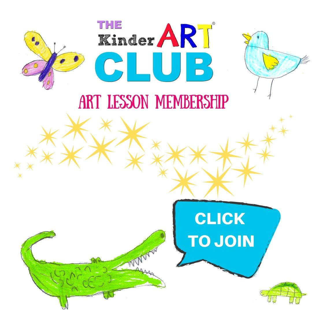The KinderArt Club